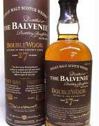 バルヴェニー17年 Wウッド|THE BALVENIE