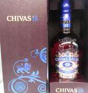 シーバスリーガル18年 ゴールドシグネチャー Chivas Regal