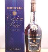 マーテル コルドンブルーグリーンボトル|Martell
