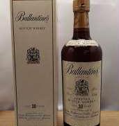 バランタイン30年 BALLANTINE'S