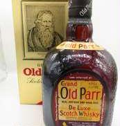 オールドパー免税リッター|Old Parr
