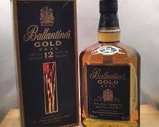 バランタインゴールドシール BALLANTINE'S