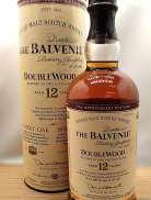 バルヴェニー ダブルウッド 12年|Balvenie