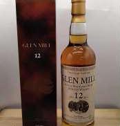 グレンミル12年 GLENMILL