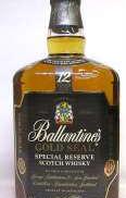 バランタイン12年リッター瓶|Ballantines