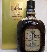 オールドパー12年 リッター瓶|Old Parr