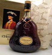 ヘネシーXO 金キャップグリーンボトル Hennessy