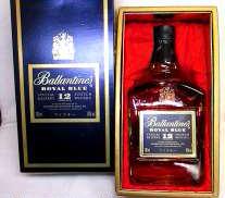 バランタイン12年 ロイヤルブルー|Ballantines