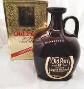 オールドパー12年 ストーンジャグ|Old Parr