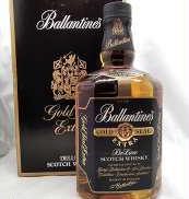 バランタイン ゴールドシール エクストラ|Ballantines