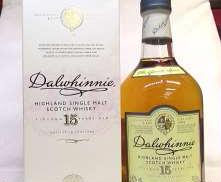 ダルウィニー 15年|Dalwhinnie