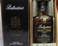 バランタイン・ゴールドシールエクストラ|Ballantines