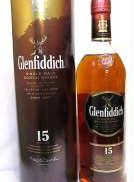 グレンフィディック15年リッター瓶|Glenfiddich