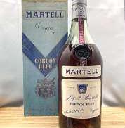 【経年感有】マーテル・コルドンブルー 60~70年代流通品|Martell