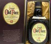 オールド パー12年|Old Parr