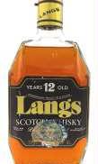 ラングス12年 Langs