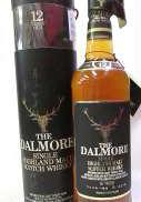 ダルモア12年特級|Dalmore