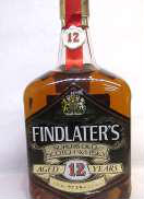 フィンドレター12年|Findlater's