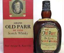 オールドパー ティンキャップ|Old Parr