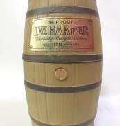 IWハーパー樽ボトル|I.W. HARPER