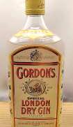 ゴードンジン オールドボトル|GORDON`S