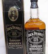 OLDNO7旧ボトル|Jack Daniel's