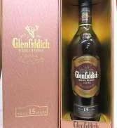 グレンフィディック15年ソレラリザーブ旧ボトル|Glenfiddich