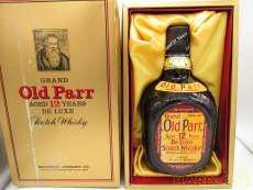オールドパー12年特級従価|Old Parr