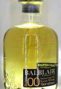 バルブレア 2000 1ST|Balblair