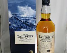 タリスカー 10年|TALISKER