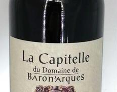 ラ キャピテール ドメーヌ ド バロナーク 2010|dom de baronarques