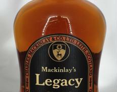 マッキンレー レガシー12年|mackinlays