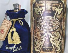 ロイヤルサルート21年|CHIVAS REGAL