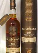 19年 マデラ ホグスヘット 1995|Glendronach