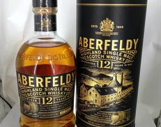 アバフェルディ 12年|aberfeldy