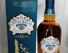 シーバス ミズナラ12年|CHIVAS