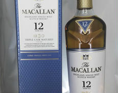 ザ・マッカラン・トリプルカスク12年|MACALLAN