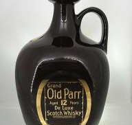 オールドパー12年 陶器ボトル|Old Parr