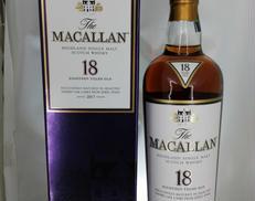 マッカラン18年 2017|The Macallan