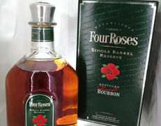 フォアローゼス シンブルバレルリザーブ|FOUR ROSES
