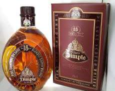 ディンプル15年|DIMPLE