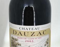 CHドーザック2003|ch dauzac