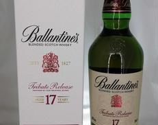 バランタイン17年・トリビュートリリース BALLANTINES