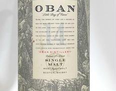 オーバン 14年|OBAN