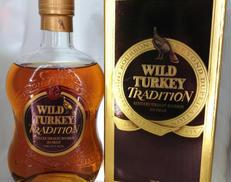 ワイルドターキー トラディッション WILD TURKEY