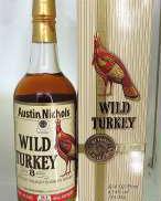 ワイルドターキー オールドボトル|WILD TURKEY