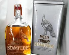 ワイルドターキー スタンピード WILD TURKEY