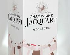 ジャカール モザイク ロゼ|JACQUART