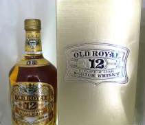 オールドロイヤル 12Y|Old Royal