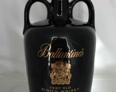 バランタイン17年 陶器ボトル Ballantines